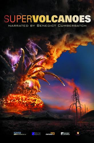 Supervolcanoes Fulldome Show