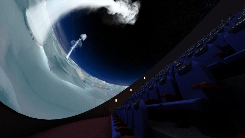 Planetarium View