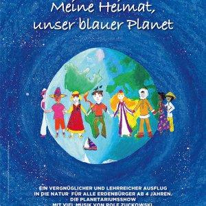 Meine Heimat – unser blauer Planet - Fulldome Show